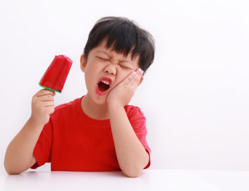 What to do for a Child With a Toothache