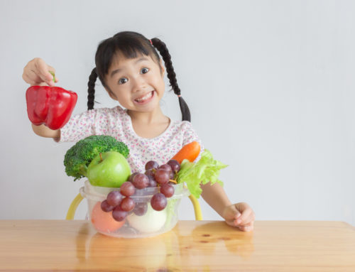 Tips For Teaching Your Kids To Eat Healthy
