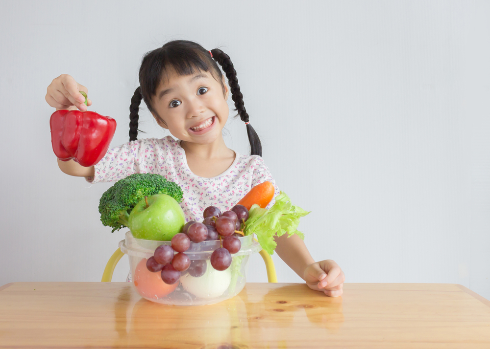 healthy eating tips for kids - kids orthodontist dentist garden grove