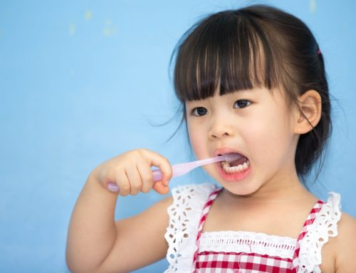 How to Fix A Kid's Yellow Teeth