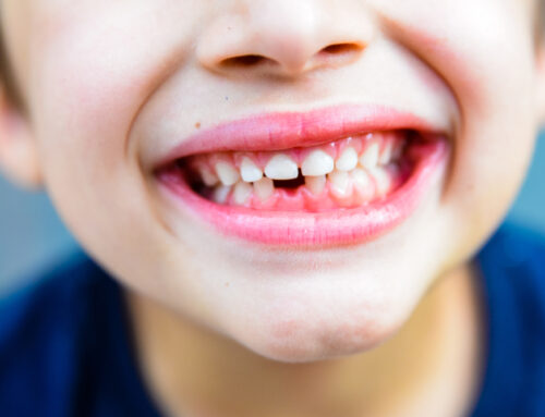 Reasons Why Your Kid's Permanent Teeth Aren't Coming In